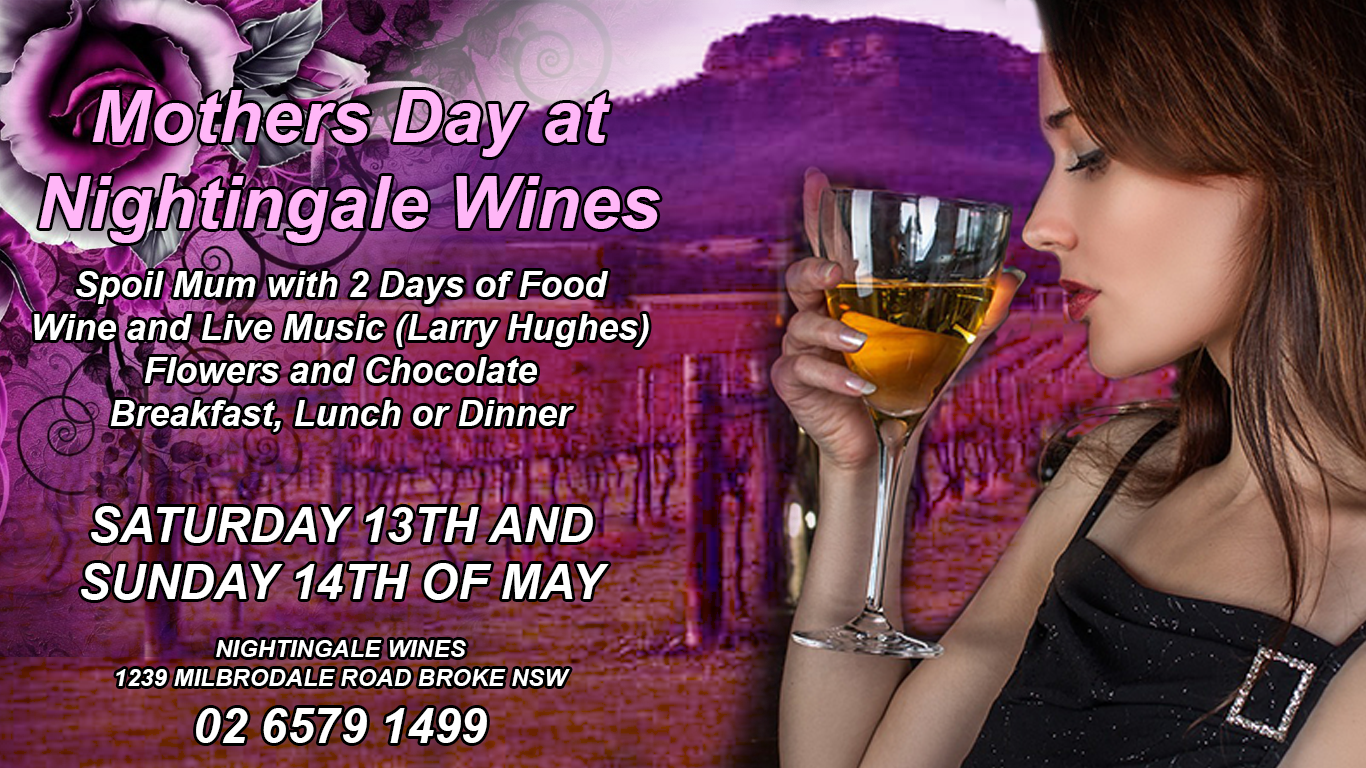 Mothers Day - Nightingale Wines