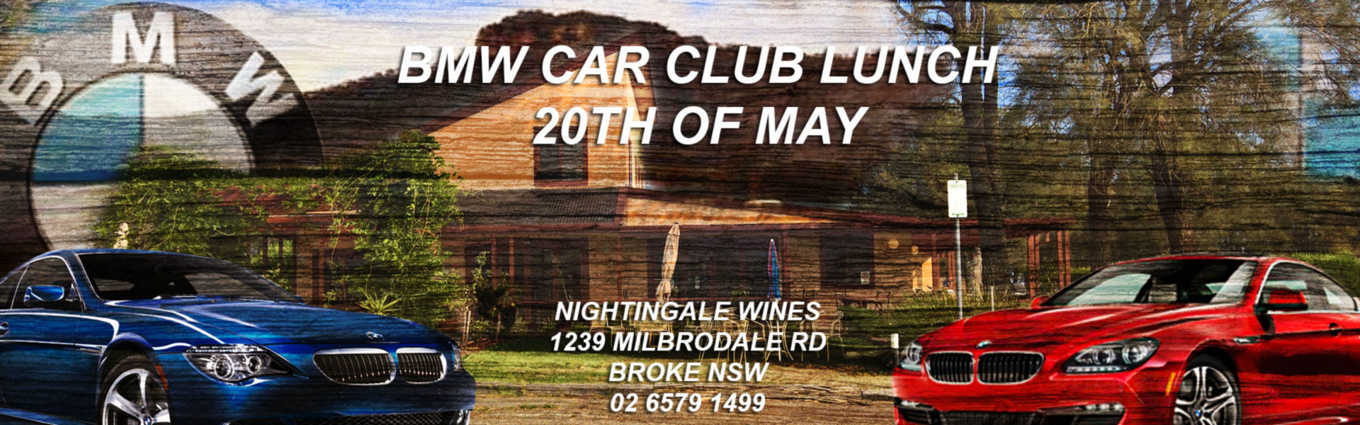 BMW Car Club Lunch