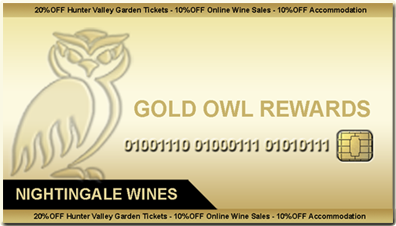 Gold Owl Members Rewards