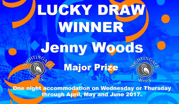 Lucky Draw Winners